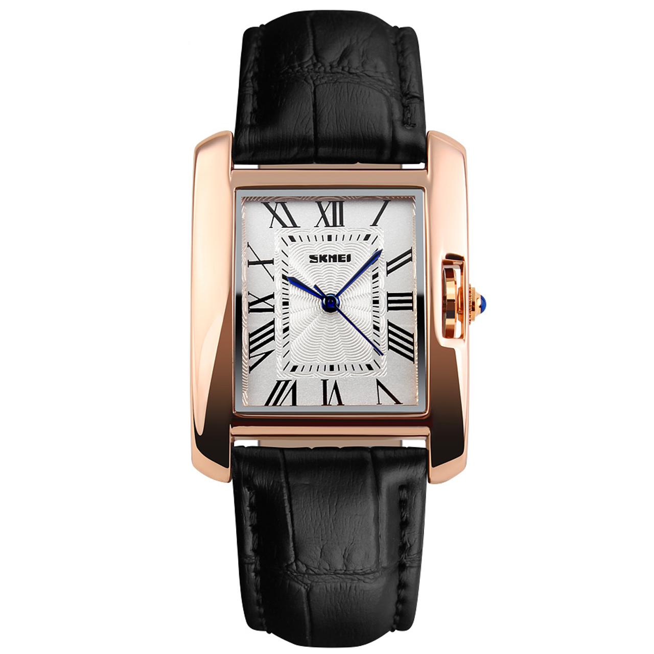 ساعت مچی عقربه ای زنانه اسکمی مدل 1085 کد 01 8