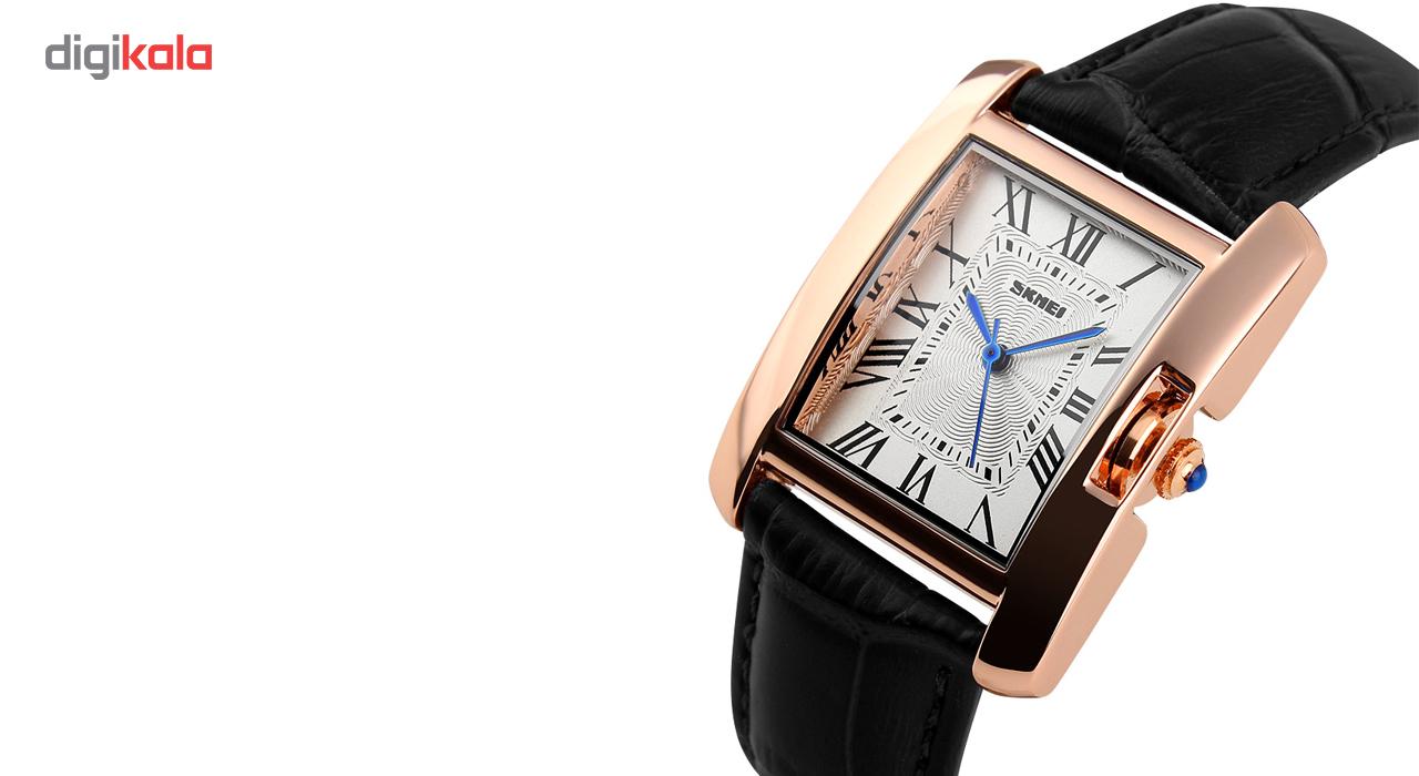 ساعت مچی عقربه ای زنانه اسکمی مدل 1085 کد 01