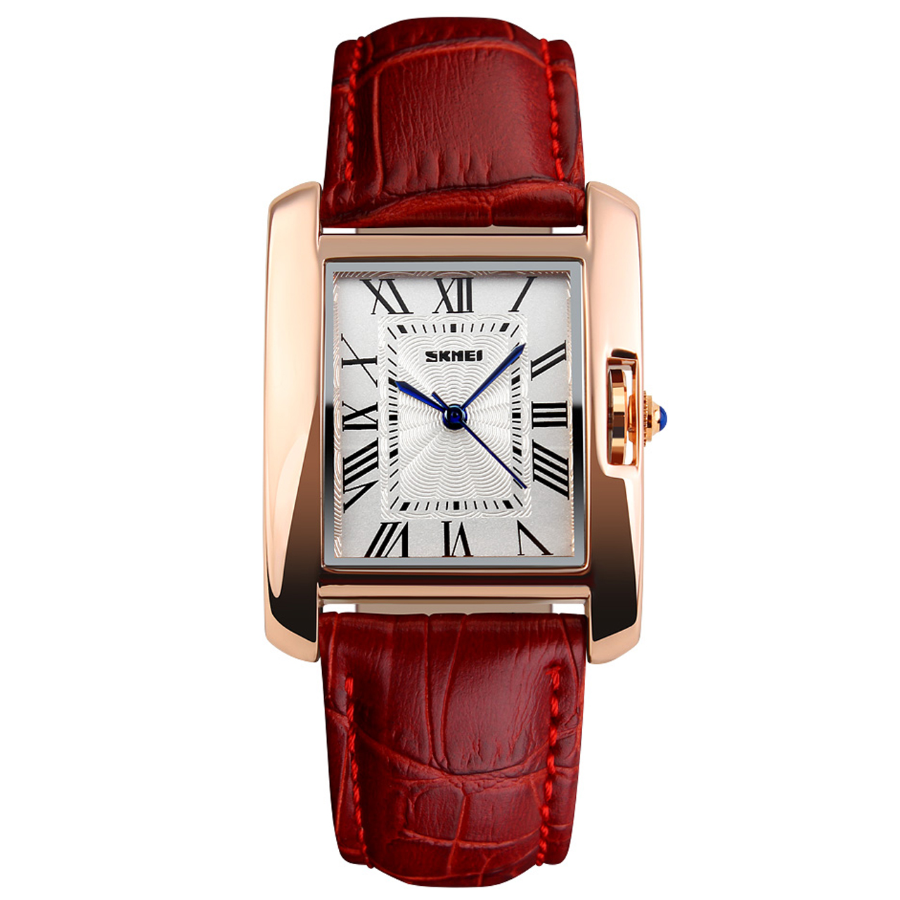 ساعت مچی عقربه ای زنانه اسکمی مدل 1085 کد 02 10