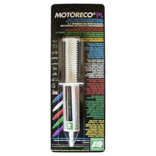 ترمیم کننده افزودنی روغن موتور خودرو مدل Motoreco PL حجم 60 میلی لیتر