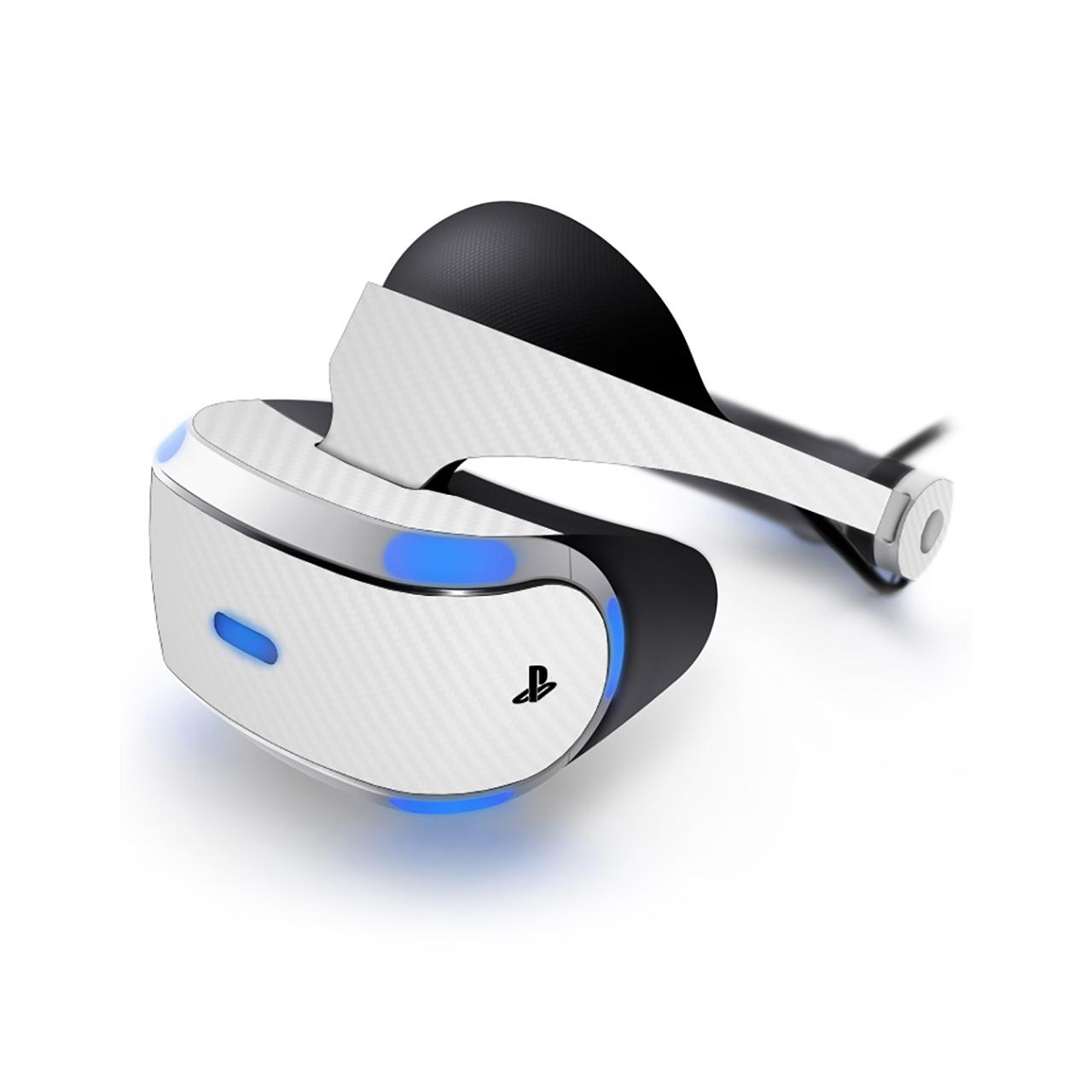 برچسب ماهوت مدل فیبر سرامیک مناسب برای عینک واقعیت مجازی  PlayStation VR