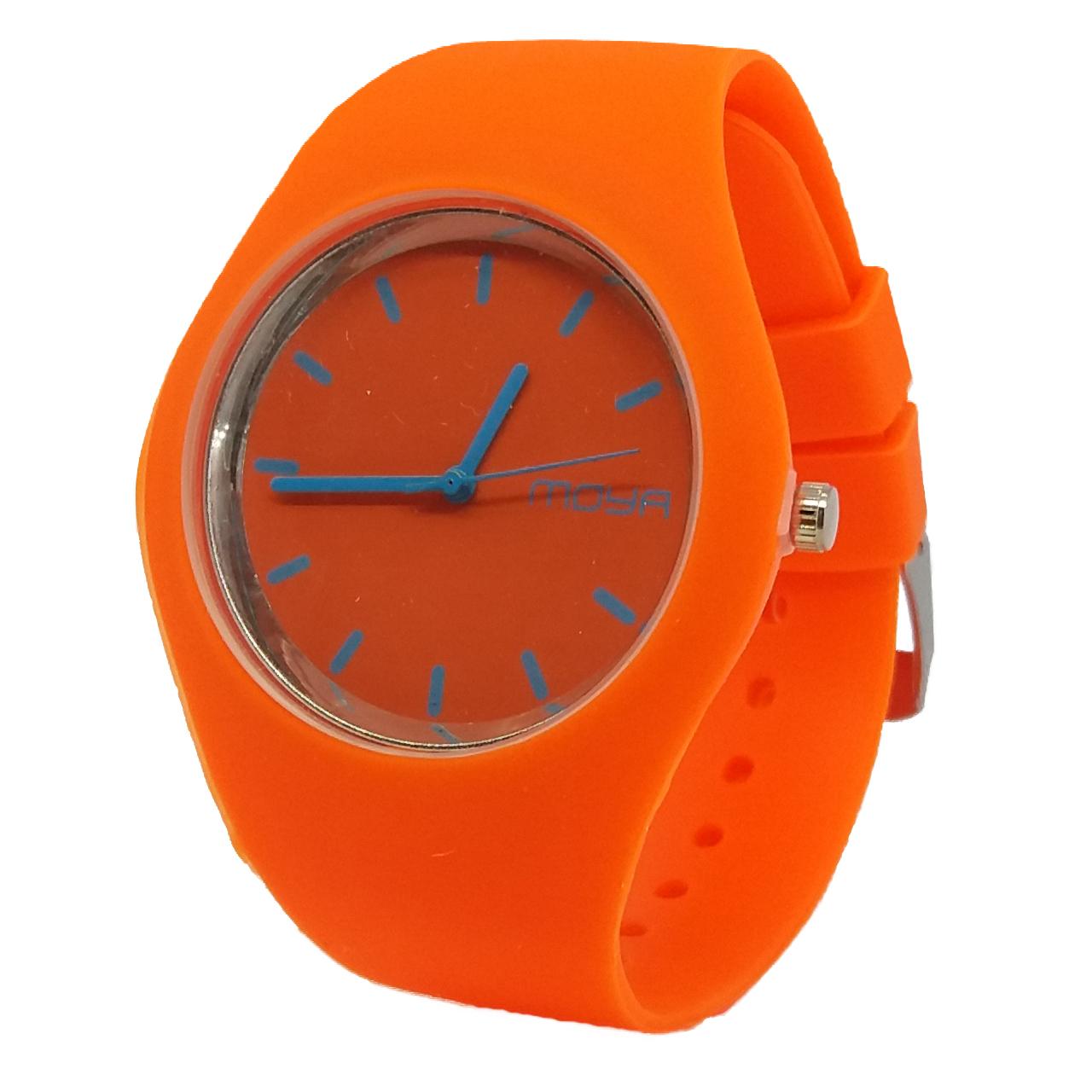 ساعت مچی عقربه ای اسپرت مویا مدل Color1