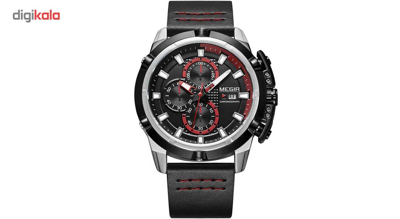 خرید ساعت مچی عقربه ای مگیر مدل ML2062GS-BK-1