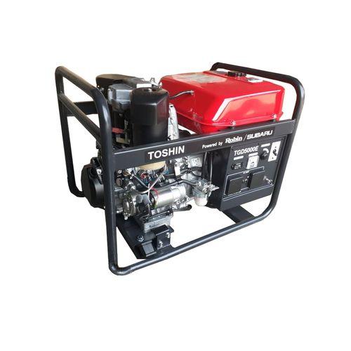 موتور برق 5 کیلووات توشین ژاپن مدل TGD5000E