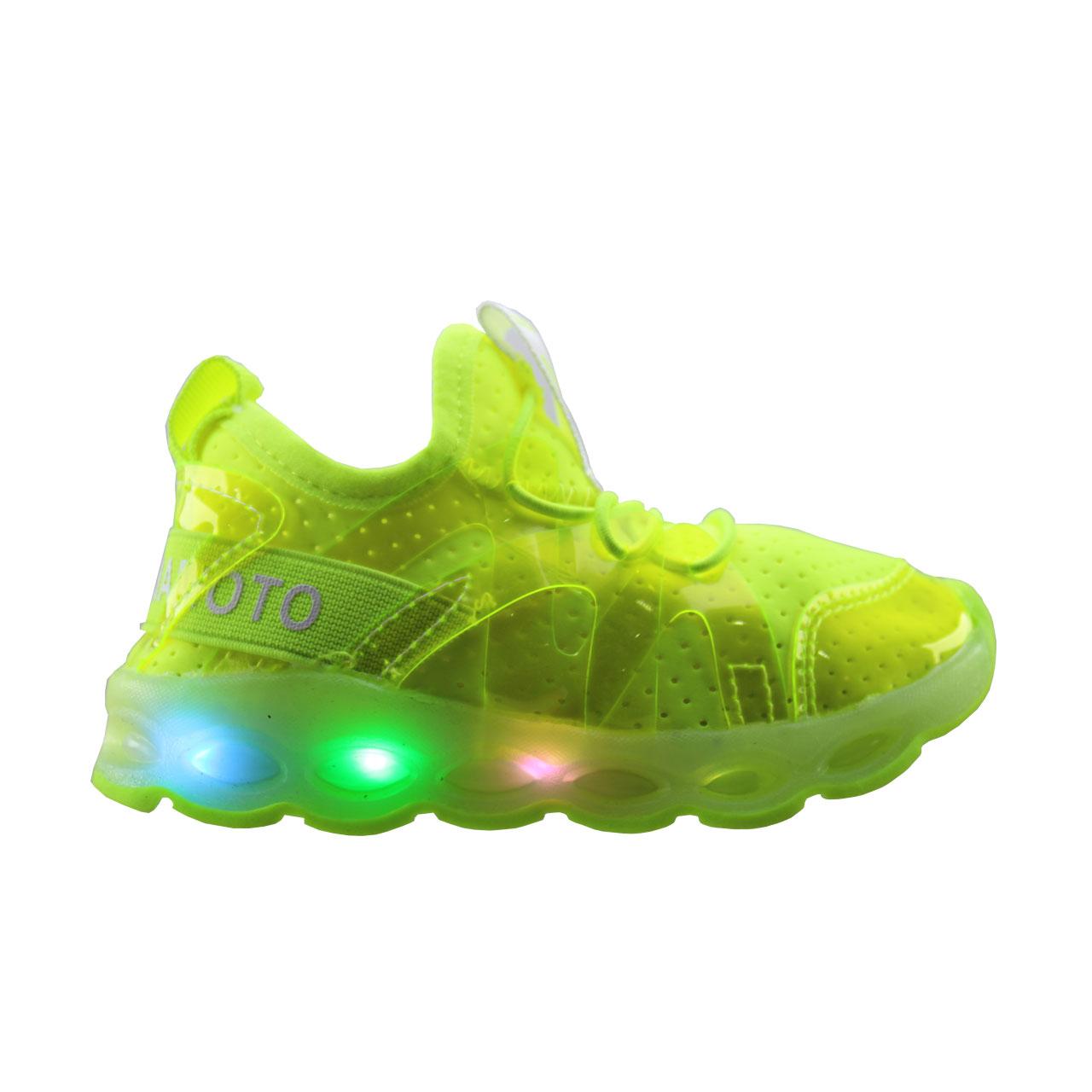 کفش چراغدار بچه گانه مدل fashion 3