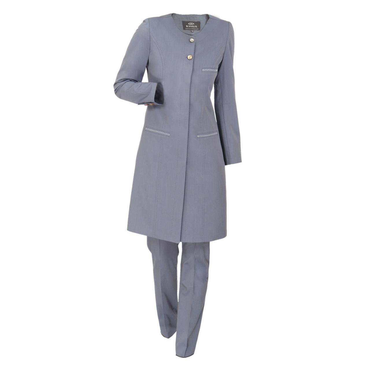 مشخصات، قیمت و خرید مانتو شلوار اداری زنانه مدل 1069   دیجیکالا