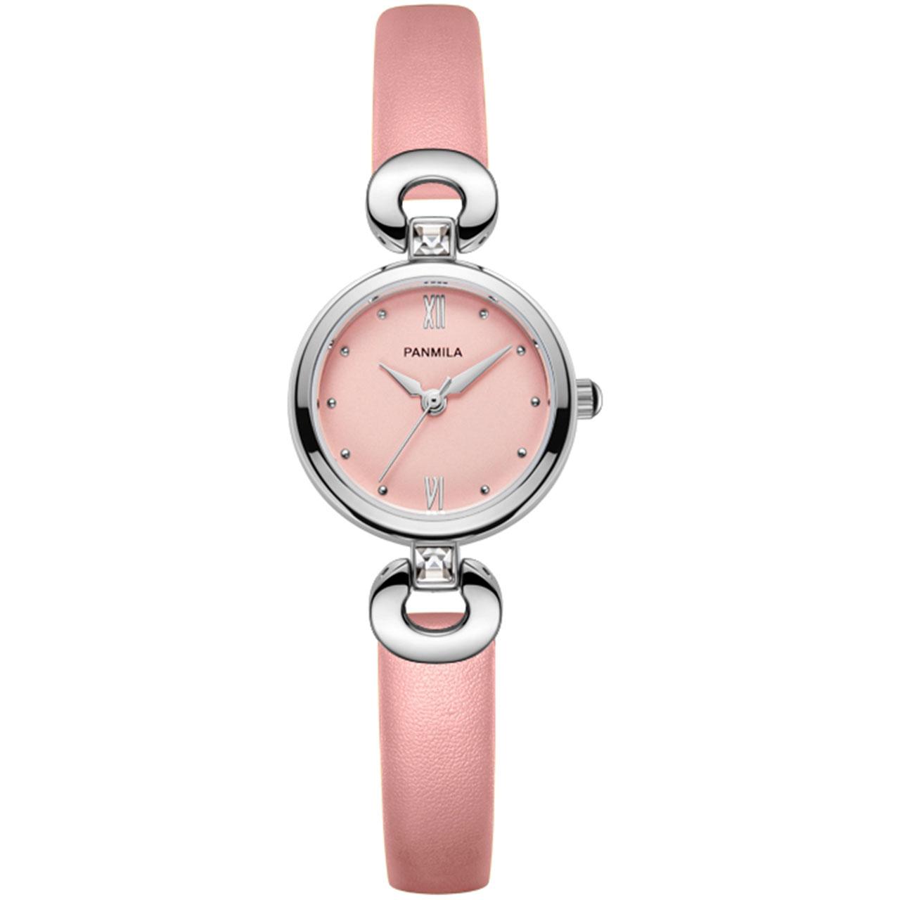ساعت مچی عقربه ای زنانه پانمیلا مدل P0135SDD1WLL