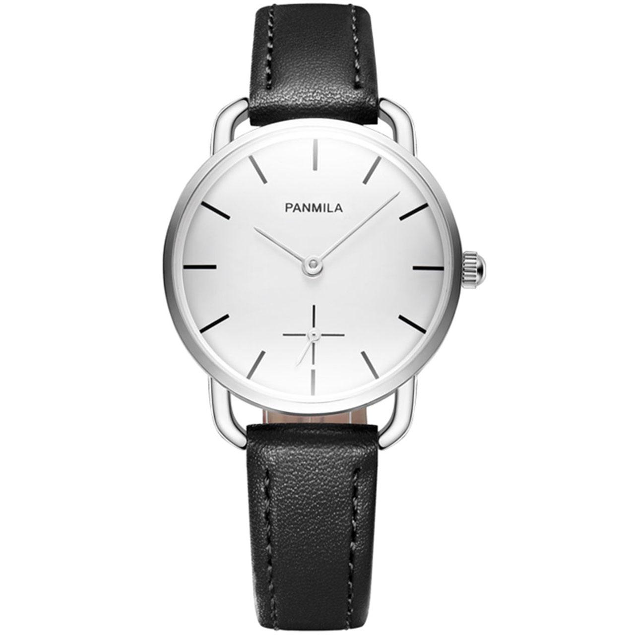 ساعت مچی عقربه ای زنانه پانمیلا مدل P0140MDZ1WHW