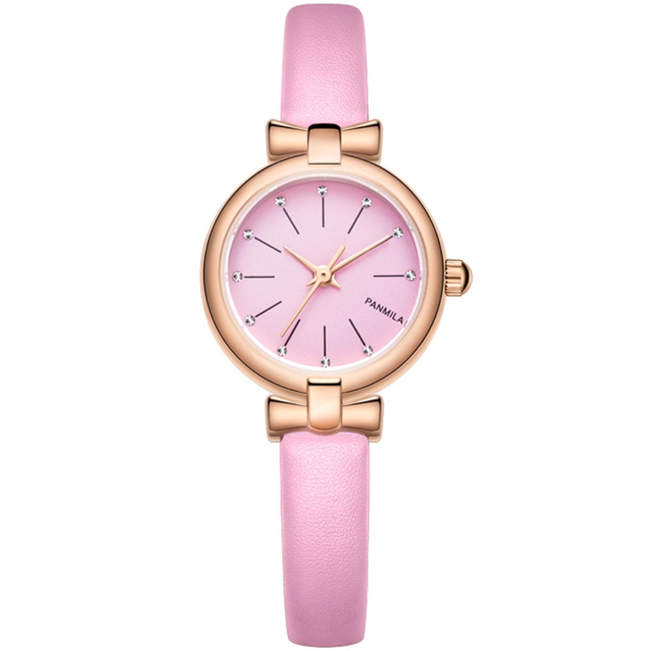 ساعت مچی عقربه ای زنانه پانمیلا مدل P0159SDZ1RLL