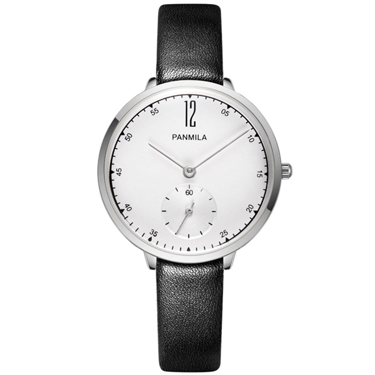 ساعت مچی عقربه ای زنانه پانمیلا مدل P0162MDZ1WHW 55