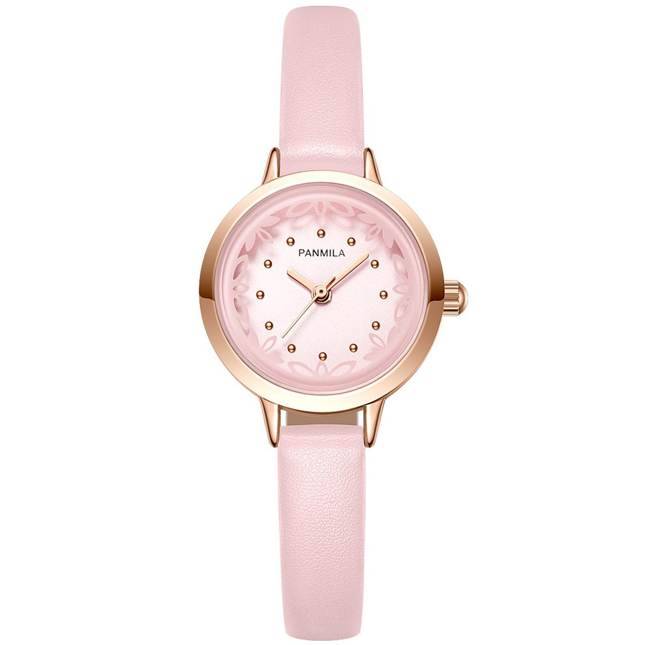 ساعت مچی عقربه ای زنانه پانمیلا مدل P0170SDZ1RLL