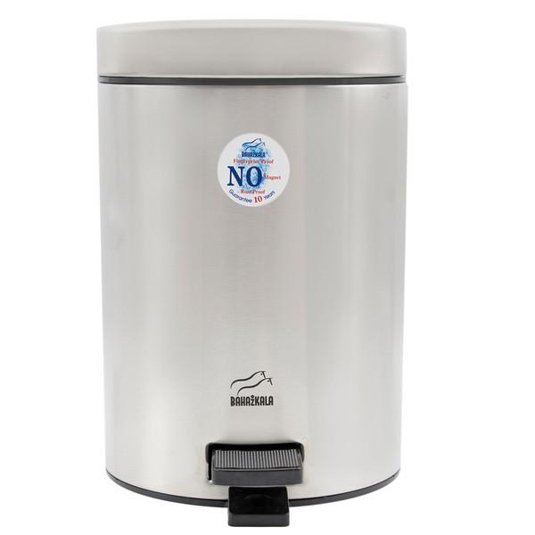 سطل زباله پدالی بهاز کالا مدل T.A-500 ظرفیت 3 لیتری