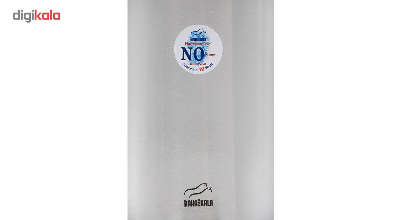 سطل زباله پدالی بهاز کالا مدل T.A-500 ظرفیت 3 لیتری main 1 2