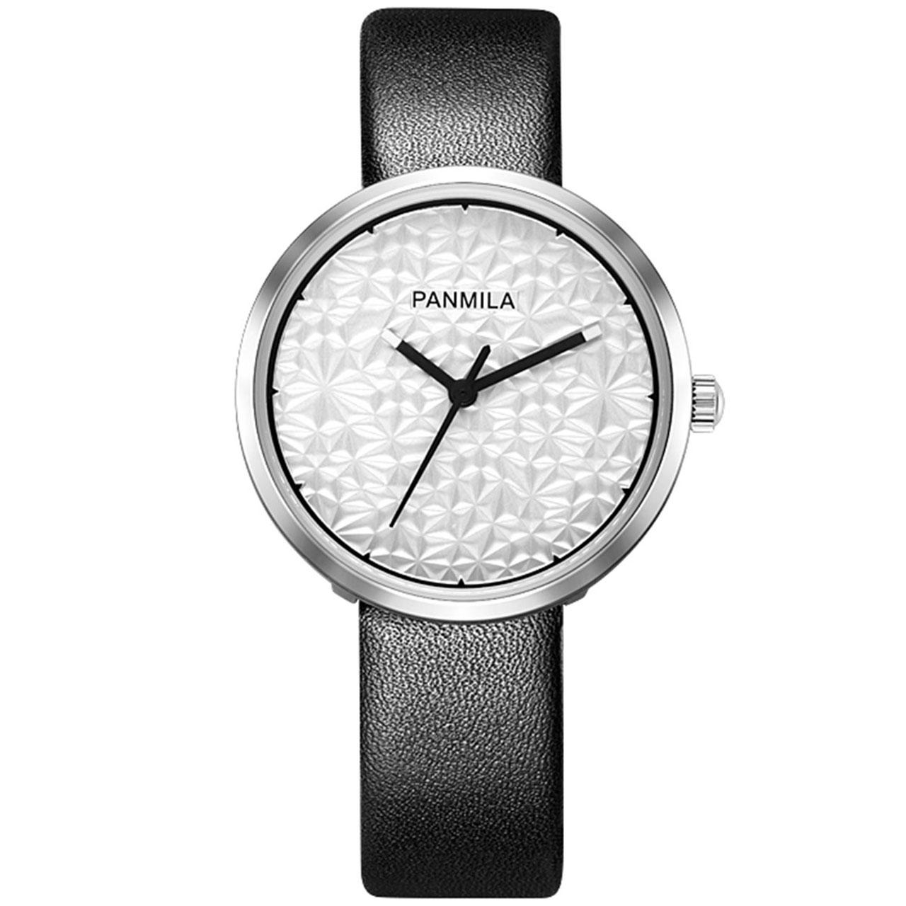 ساعت مچی عقربه ای زنانه پانمیلا مدل P0179MDZ1WHW
