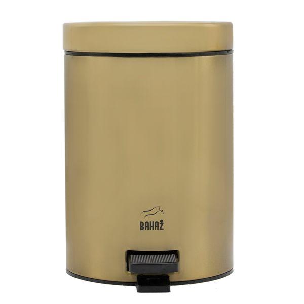سطل زباله پدالی بهاز کالا مدل T-500 ظرفیت 3 لیتری