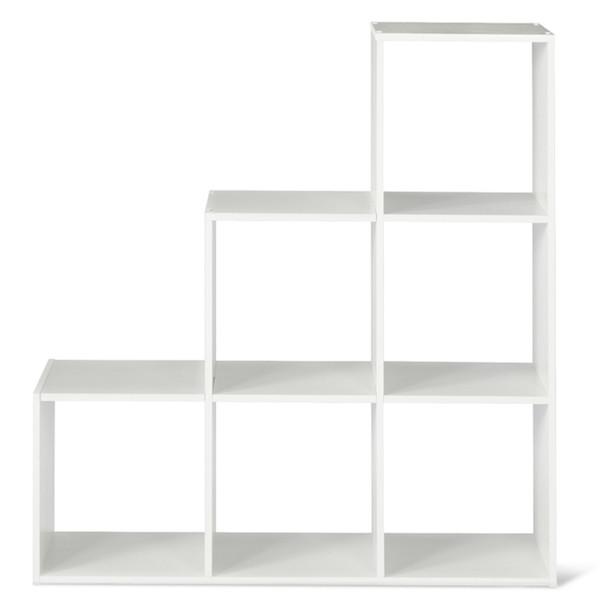 قفسه کتاب سرو چوب مدل 1-2-3 Cube