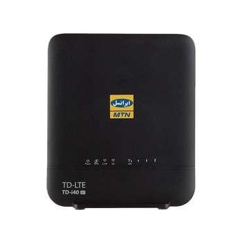 مودم TD-LTE ایرانسل مدل TD-i40 A1 | Irancell TD-i40 A1 TD-LTE Modem with ip ista