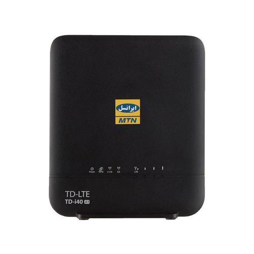 مودم TD-LTE ایرانسل مدل TD-i40 A1  به همراه 10GB اینترنت همراه رایگان