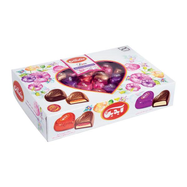 شکلات قلبی مخلوط آیدین - 1000 گرم