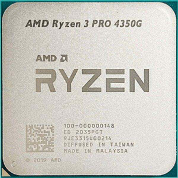 پردازنده ای ام دی مدل Ryzen 3 PRO 4350G