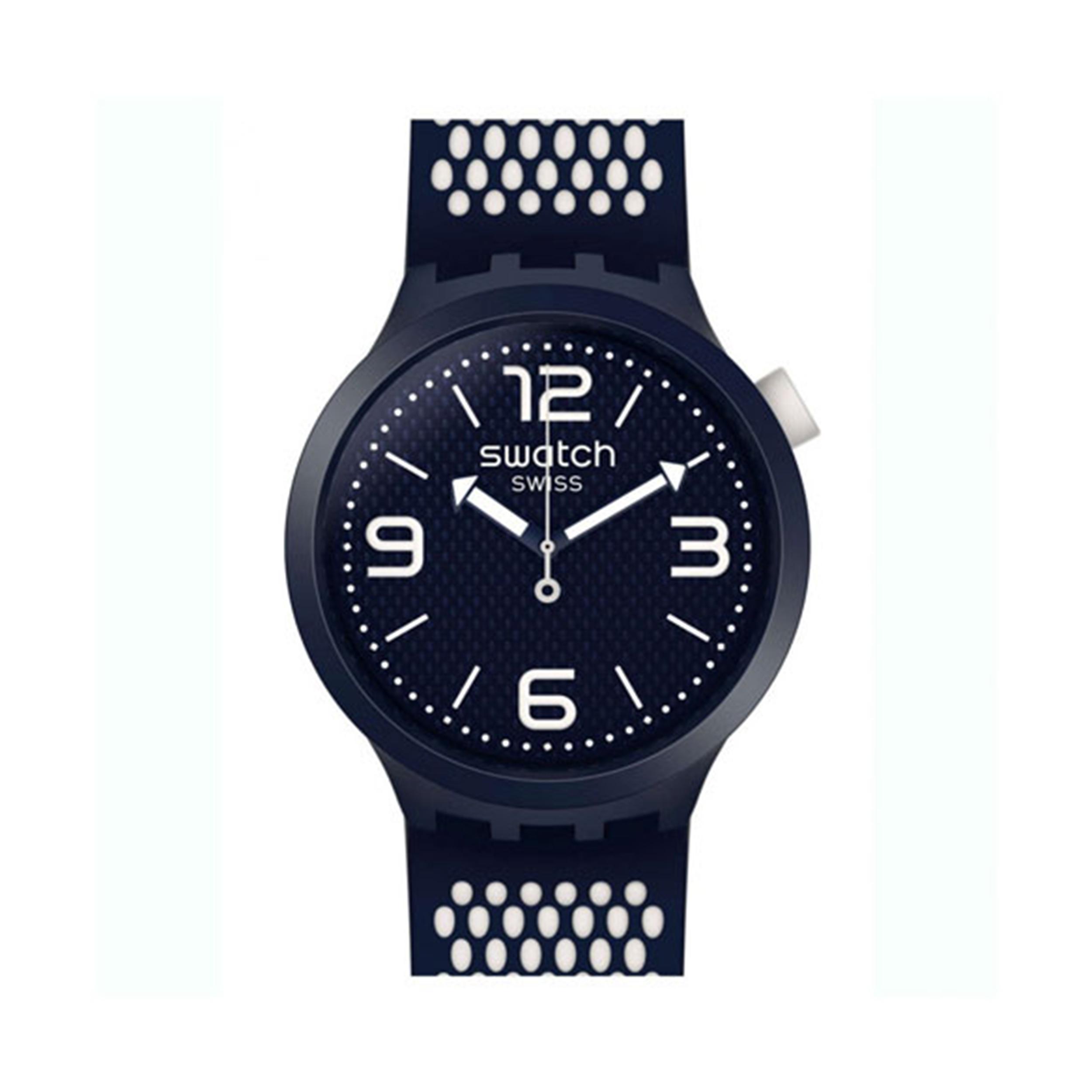 ساعت مچی عقربهای مردانه سواچ مدل SO27N101
