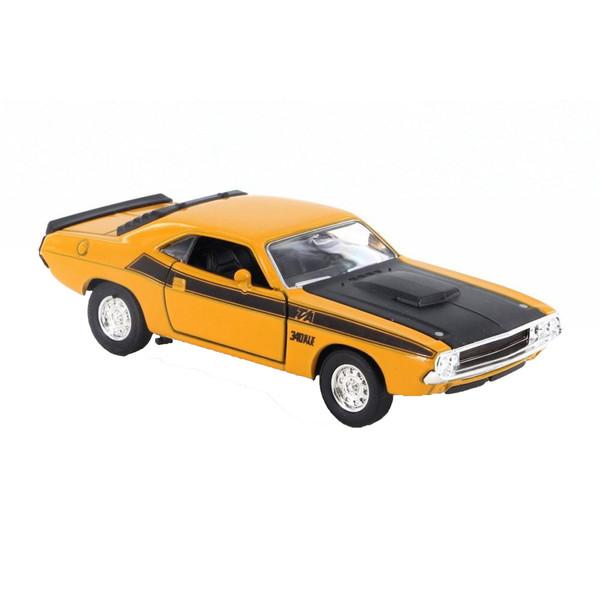 ماشین بازی ولی مدل دوج چلنجر 1970 DODGE CHALLENGER T/A کد 43663