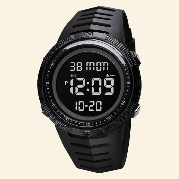 ساعت مچی دیجیتال مردانه اسکمی مدل 1632 BK