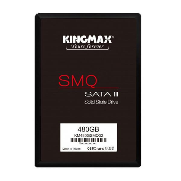 اس اس دی اینترنال کینگ مکس مدل KM480GSMQ32 ظرفیت 480 گیگابایت