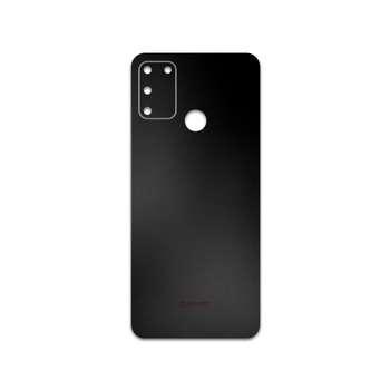 برچسب پوششی ماهوت مدل Black-Matte مناسب برای گوشی موبایل آنر 9A