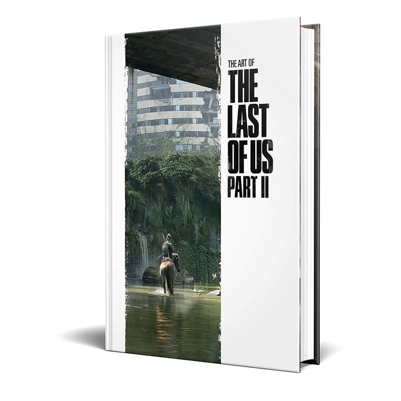 کتاب The Art of the Last of Us Part II اثر  Naughty Dog نشر Dark Horse Books