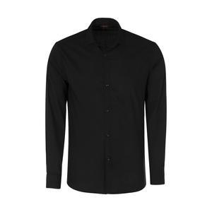 پیراهن مردانه مدل PVLF-B-M-9903 رنگ مشکی