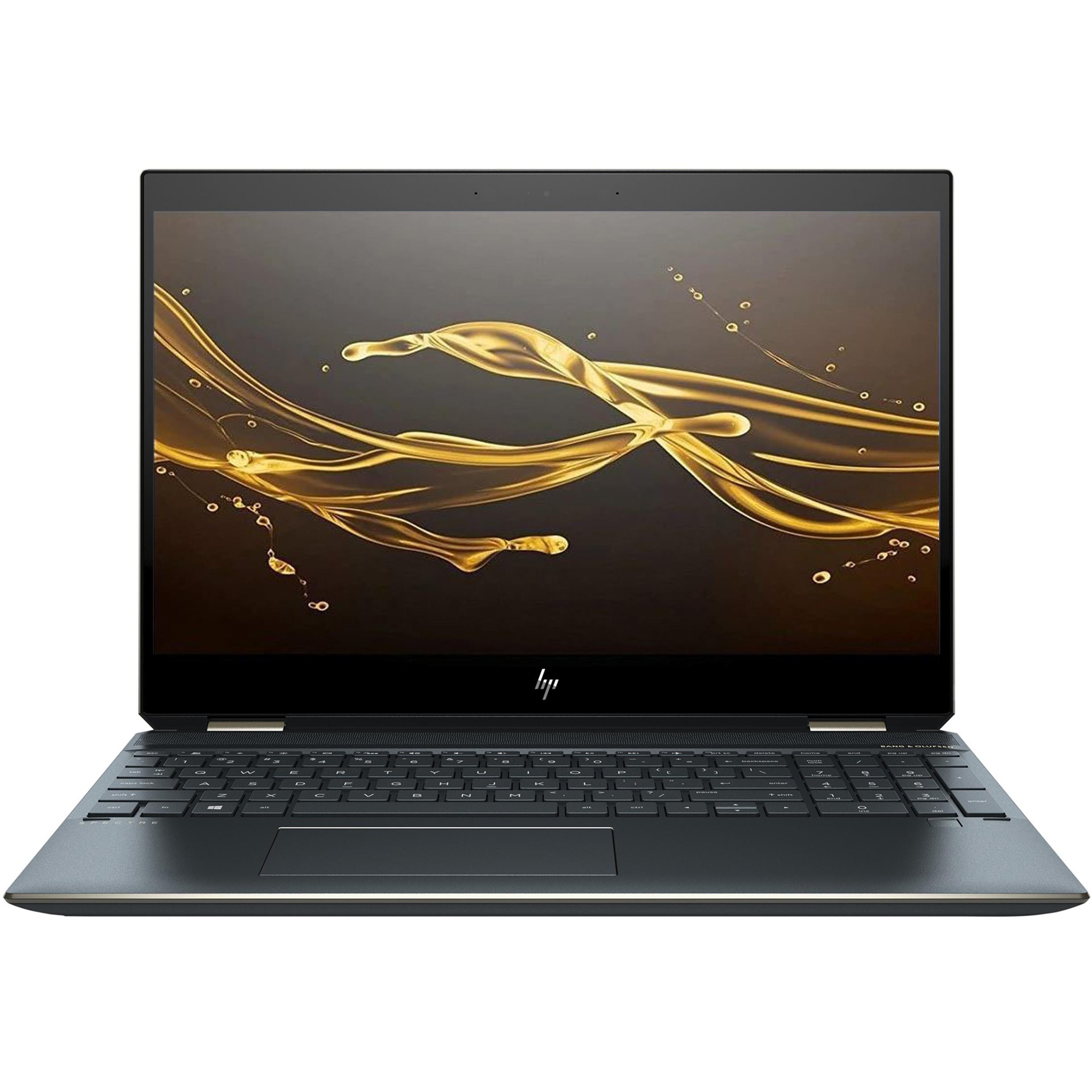 لپ تاپ 15 اینچی اچ پی مدل Spectre x360 15T DF100 G2-B