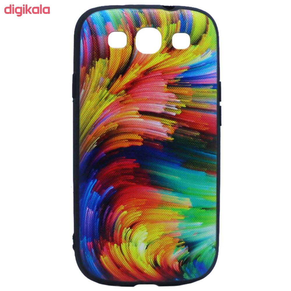 کاور مدل Tg-01 مناسب برای گوشی موبایل سامسونگ Galaxy S3