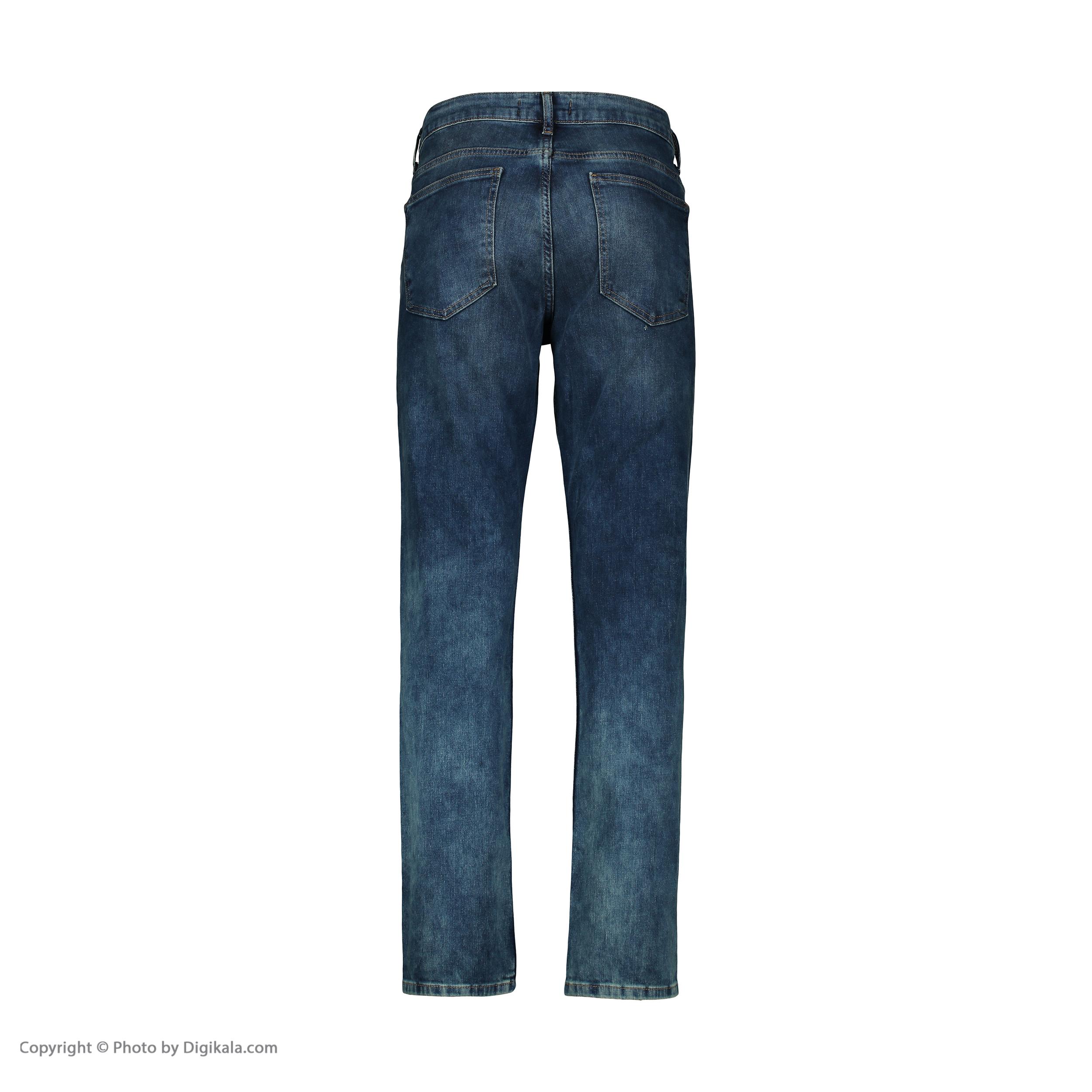 خرید                                     شلوار جین مردانه ال سی وایکیکی مدل 8SH766Z8-Mediumrodeo