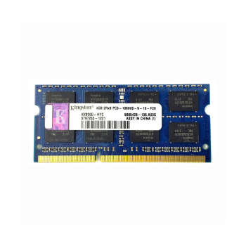 رم لپ تاپ کینگستون مدل  1333 DDR3 PC3 10600S MHz ظرفیت 4 گیگابایت