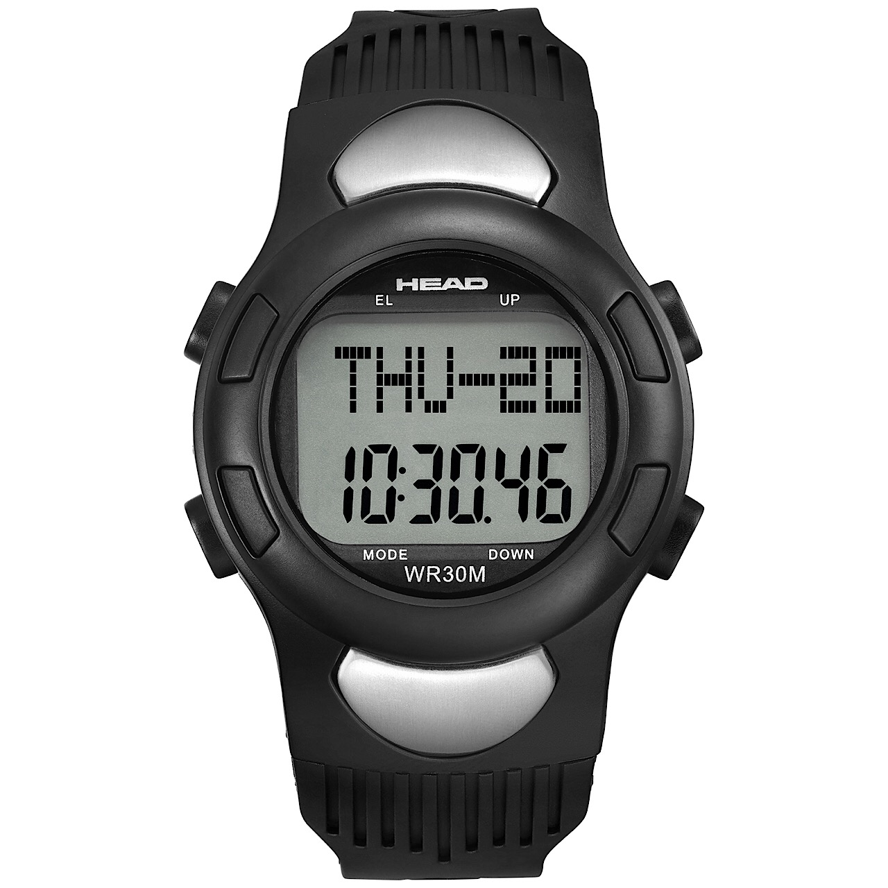 ساعت مچی دیجیتالی هد مدل Tie Break HE-101-01 55