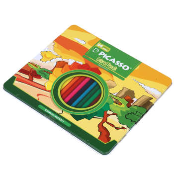 مداد رنگی 24 رنگ پیکاسو مدل 6098
