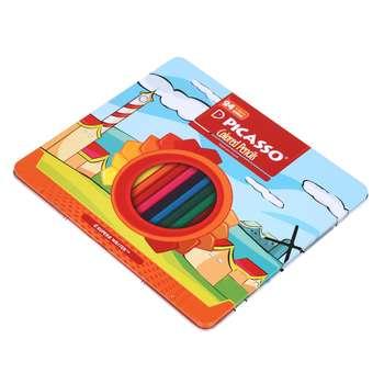 مداد رنگی 24 رنگ پیکاسو مدل 6099