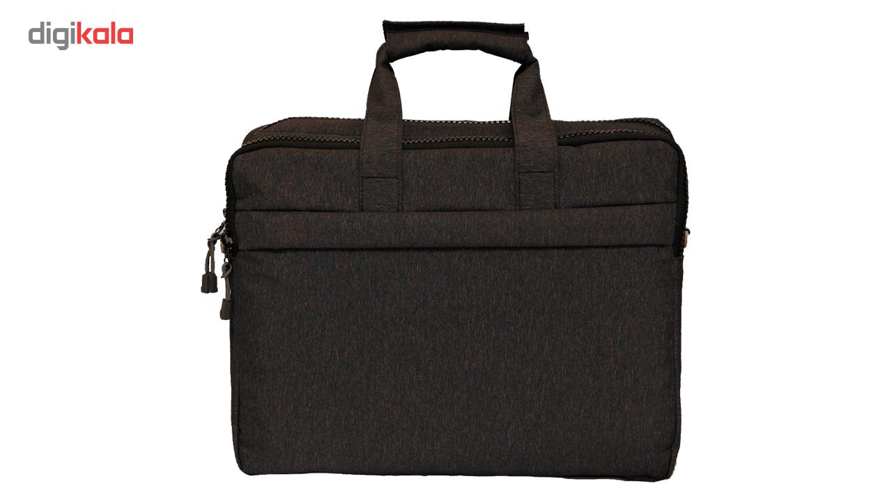 کیف لپ تاپ آبکاس مدل 002 مناسب برای لپ تاپ 15.6 اینچ