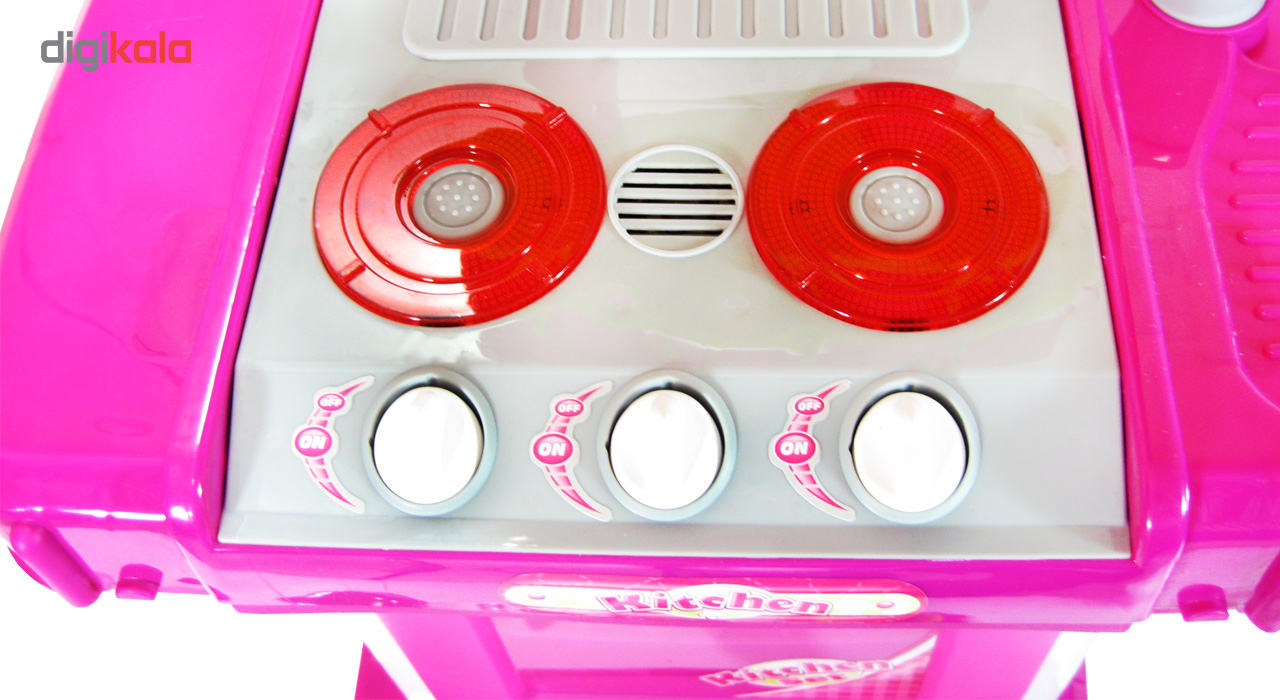 اسباب بازی ست آشپزخانه ژیونگ چنگ مدل 56-008 Kitchen Set