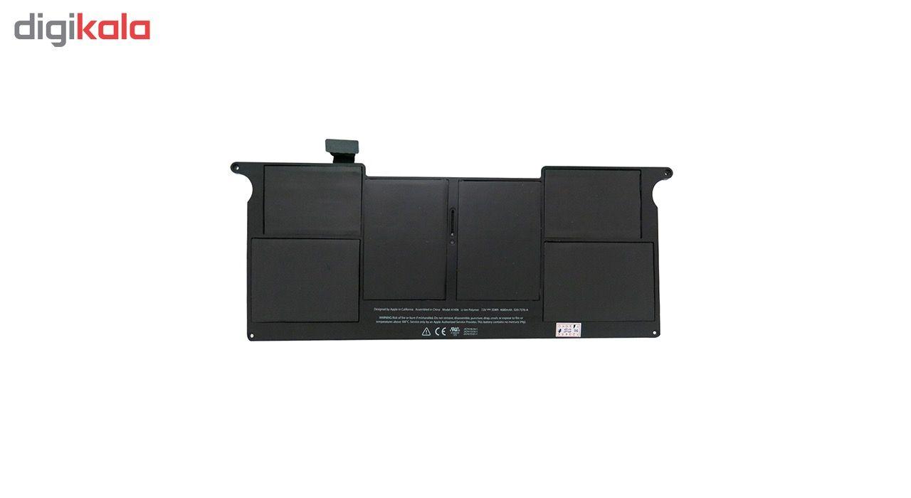 باتری مدل A1406 مناسب برای مک بوک ایر 11 اینچی main 1 1