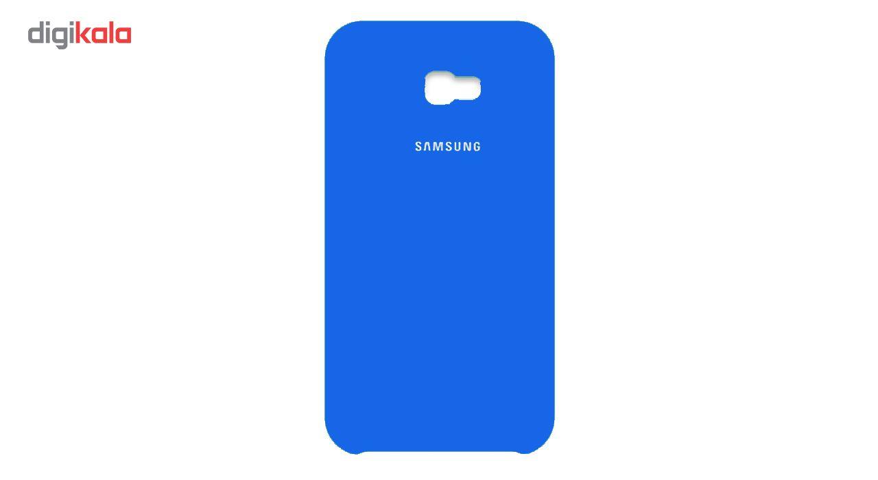 کاور سیلیکونی مناسب برای گوشی موبایل سامسونگ گلکسی Galaxy A3 2017 main 1 16