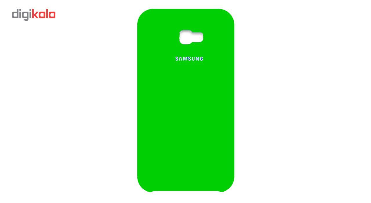 کاور سیلیکونی مناسب برای گوشی موبایل سامسونگ گلکسی Galaxy A3 2017 main 1 17