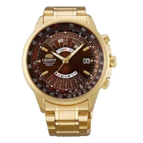 ساعت مچی عقربهای مردانه اورینت مدل SEU07003TXB