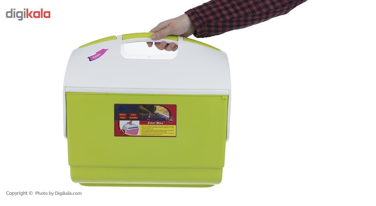 یخدان مسافرتی کیش ترموس مدل Cool Max main 1 5