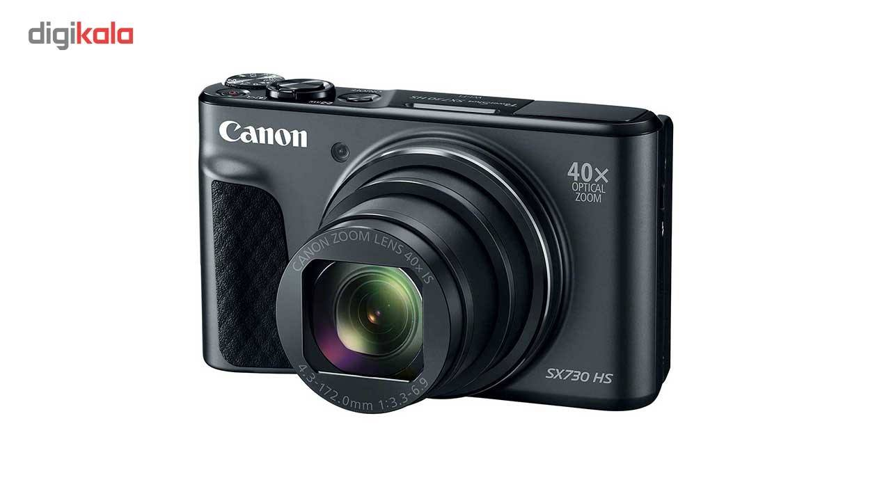 دوربین دیجیتال کانن مدل Powershot SX730 HS  Canon Powershot SX730 HS Digital Camera