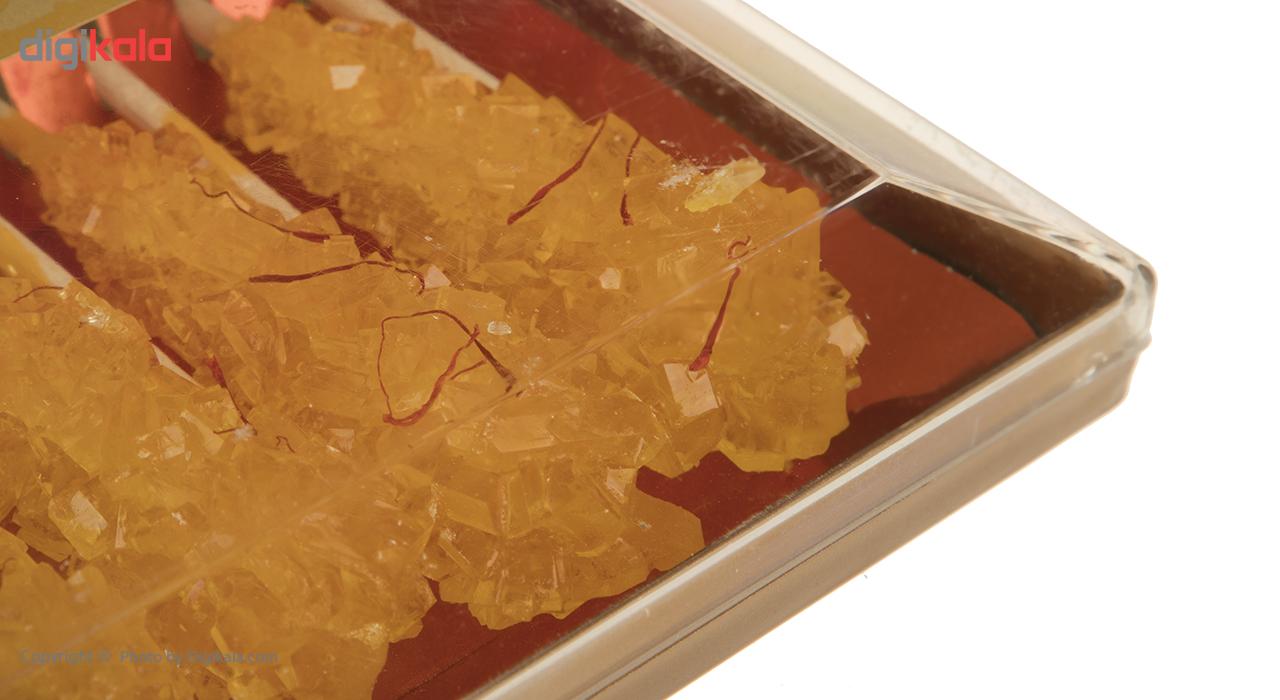 نبات چوبی زعفرانی پایتخت مقدار 500 گرم