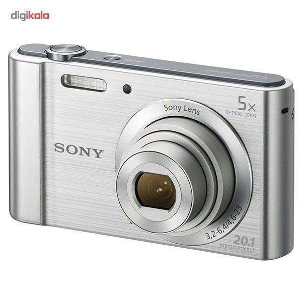 دوربین دیجیتال سونی مدل Cyber-shot DSC-W800  Sony Cyber-shot DSC-W800 Digital Camera