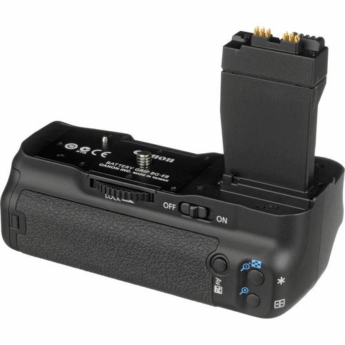 گریپ اصلی باتری دوربین کانن مدل BG-E8