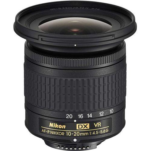 لنز نیکون مدل AF-P DX NIKKOR 10-20mm f/4.5-5.6G VR For Nikon Cameras Lens